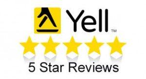 yell 10 5* reviews